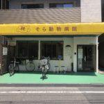 最寄りの綾瀬駅そばに動物病院があります(周辺)