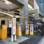 綾瀬駅から家にむかう途中に駐輪場あります(周辺)