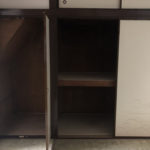 1階、和室の収納。