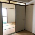 和室6畳側から4.5畳側を見る