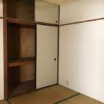 和室4.5畳の押入