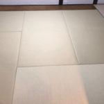 1階の畳は縁なしの現代的なものです