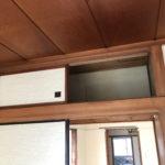 6畳和室の天袋