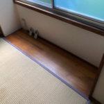 5.5畳和室に板間があるので、猫さんトイレなども置けそうです