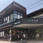 最寄りの平井駅