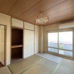 和室と収納