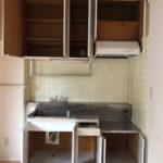 キッチンの収納