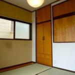 2階和室の収納