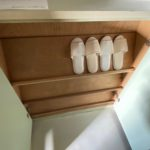 玄関の靴棚