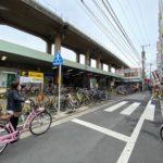 最寄りの亀戸駅(周辺)